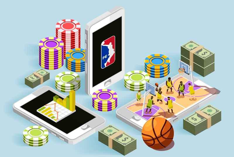NBA与私募股权公司合作 体育博彩合法化还有多远?