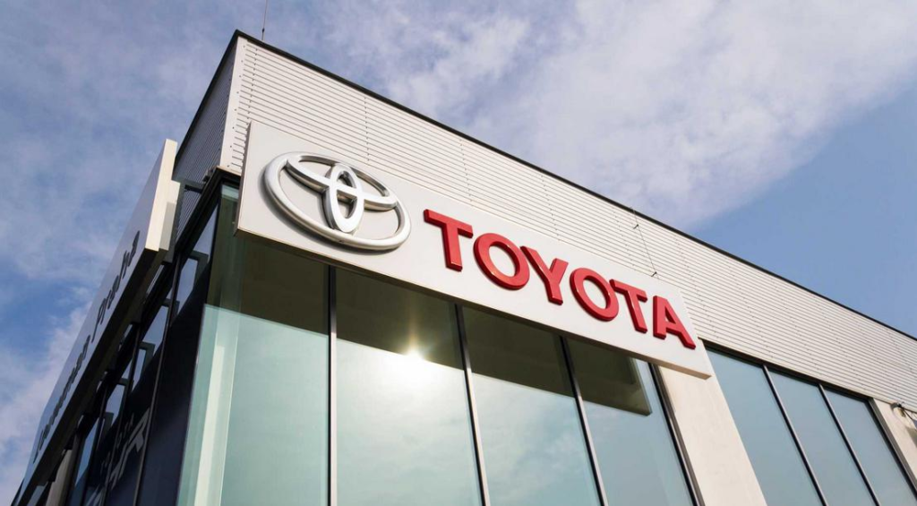 丰田汽车2019财年全球销量下降1.4% 今年前三月全球销量下滑11%
